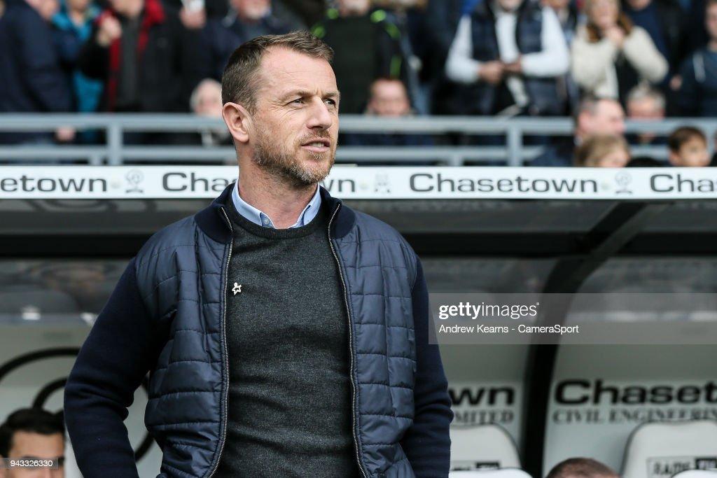 Derby County v Bolton Wanderers - Sky Bet Championship : News Photo