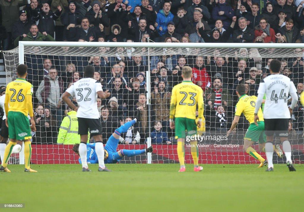 Derby County v Norwich City - Sky Bet Championship