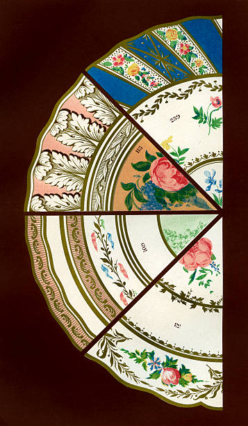derby patterns 1876 artist hall england pictures getty images