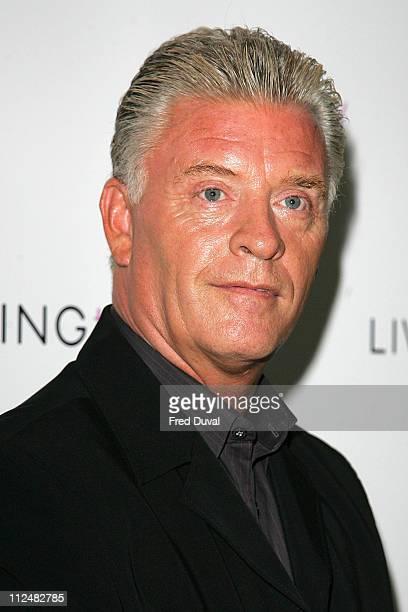 Derek Acorah during Living TV Autumn Schedule Launch September 12 2006 at Nobu in London Great Britain