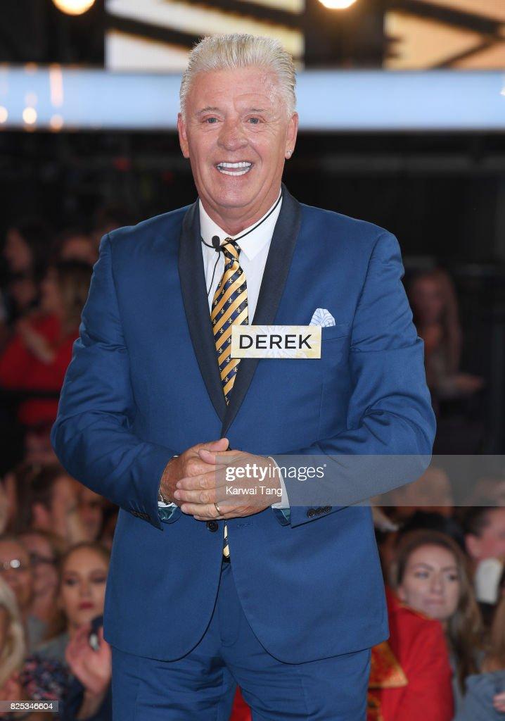 Celebrity Big Brother - Launch Night : News Photo