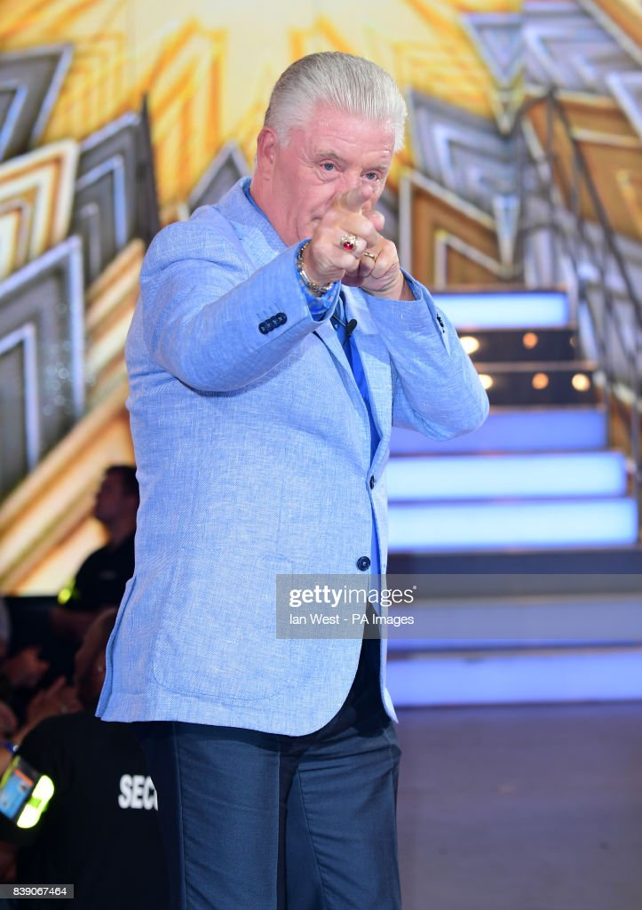Celebrity Big Brother Final 2017  : News Photo