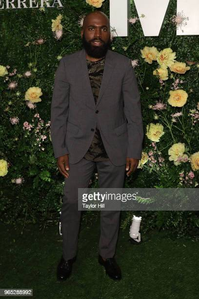 Derek Adams attends the 2018 Party in the Garden at Museum of Modern Art on May 31 2018 in New York City