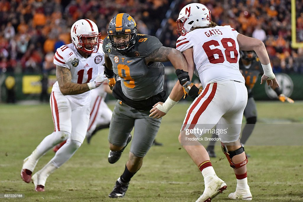 Franklin American Mortgage Music City Bowl - Nebraska v Tennessee : News Photo