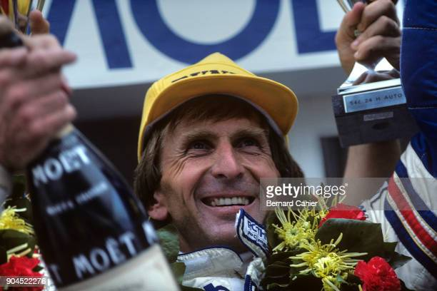 Derek Bell 24 Hours of Le Mans Le Mans 01 June 1986