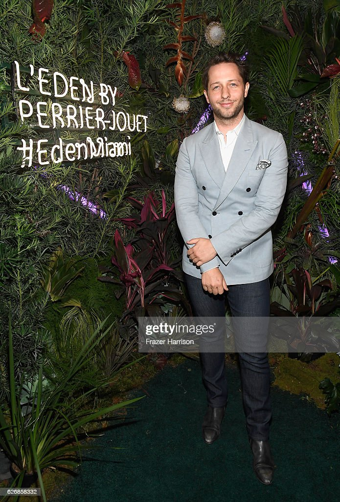L'Eden By Perrier-Jouet Cocktail Party With Derek Blasberg