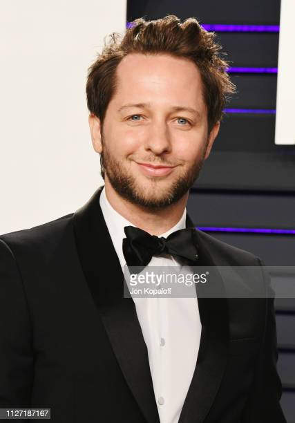 Derek Blasberg attends the 2019 Vanity Fair Oscar Party hosted by Radhika Jones at Wallis Annenberg Center for the Performing Arts on February 24...