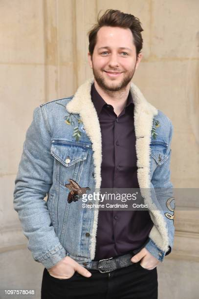 Derek Blasberg attends the Christian Dior Haute Couture Spring Summer 2019 show as part of Paris Fashion Week on January 21 2019 in Paris France