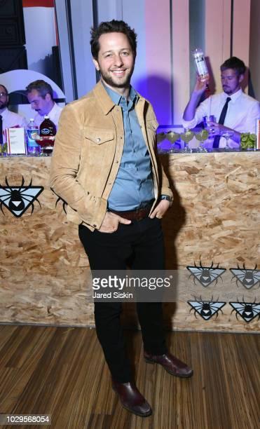 Derek Blasberg attends the Prada Linea Rossa event at Prada Broadway NY on Sept 8 2018