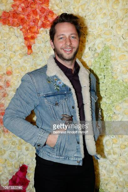 Derek Blasberg attends the Schiaparelli Haute Couture Spring Summer 2019 show as part of Paris Fashion Week on January 21 2019 in Paris France