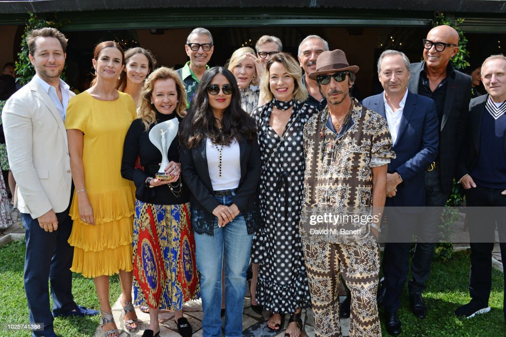 Luncheon To Launch The Green Carpet Fashion Awards 2018 : News Photo