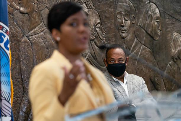 GA: Atlanta Mayor Keisha Lance Bottoms Holds News Conference, Day After Announcing She Won't Seek Reelection