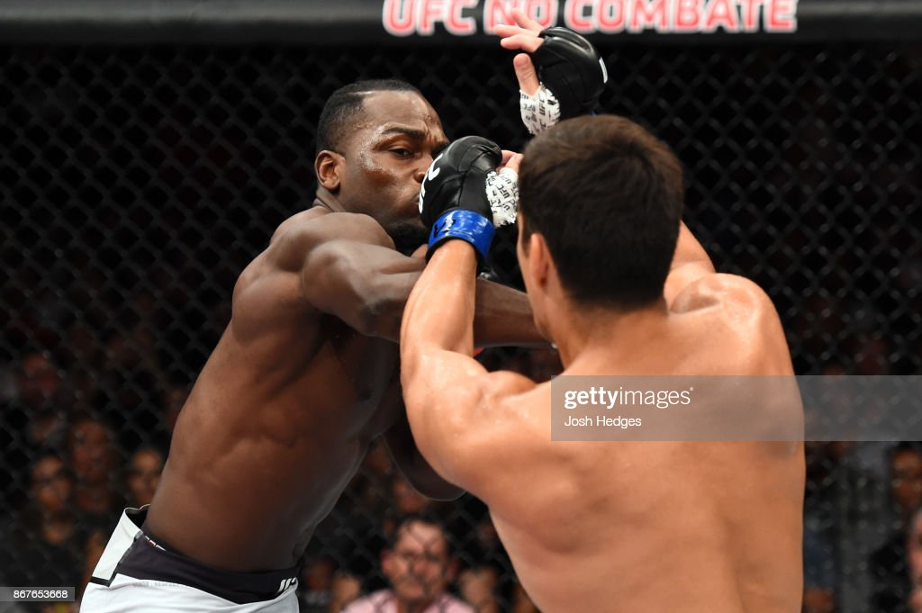 UFC Fight Night: Brunson v Machida : News Photo