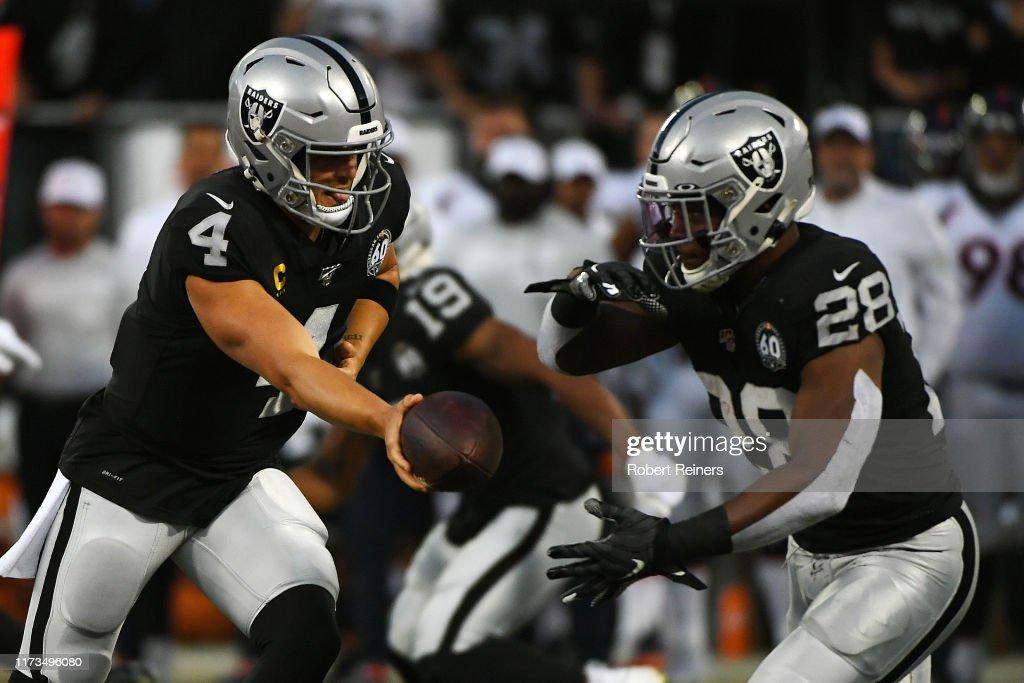 Denver Broncos vOakland Raiders : ニュース写真
