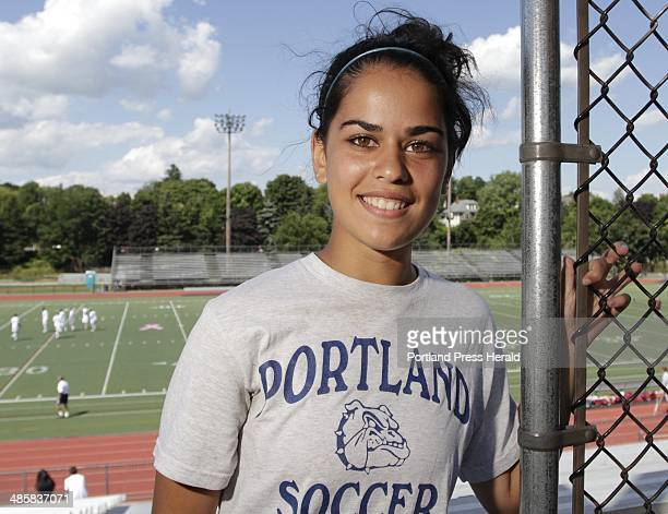 Mashale Nabi a sophmore at Portland High School and a soccer goalie is the only member of the team who observes Ramadan the highest holy days in the...