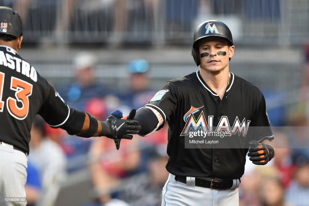 Miami Marlins v Washington Nationals