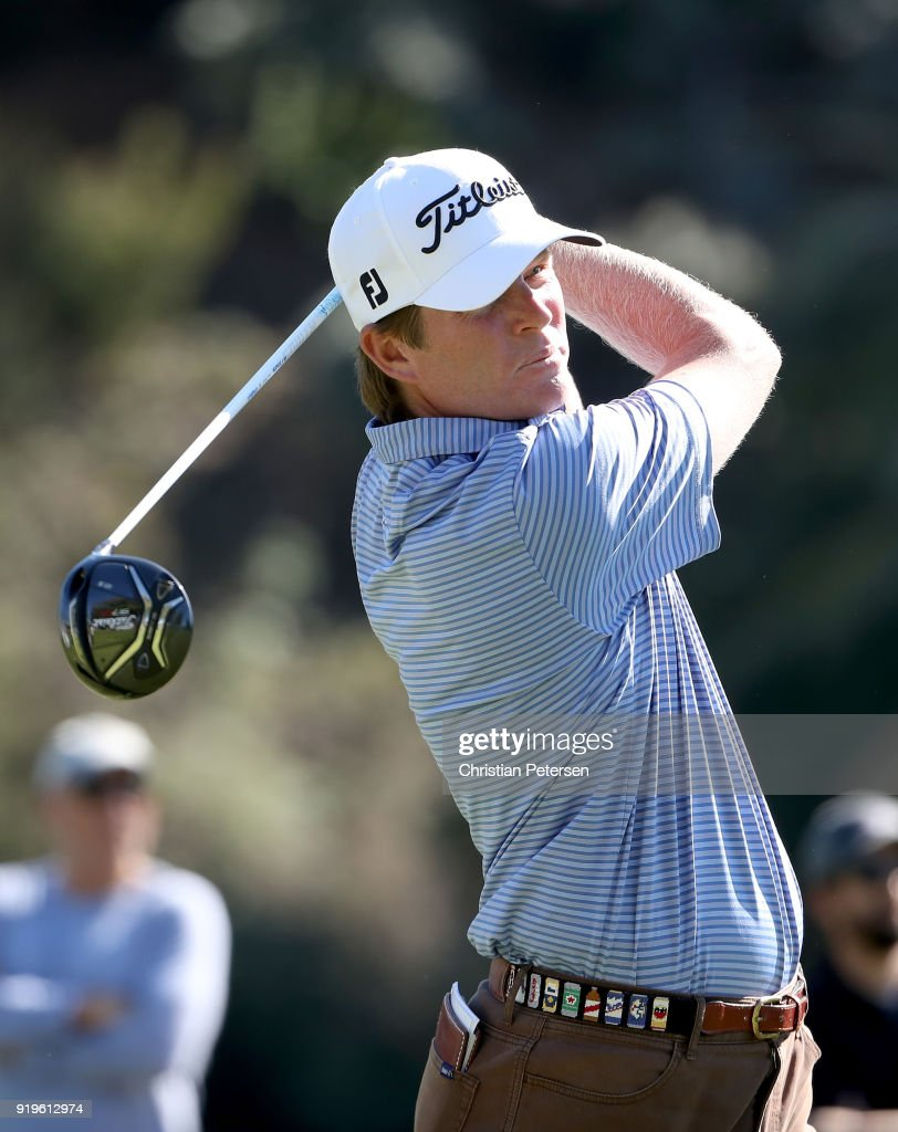 Genesis Open - Round Three : News Photo