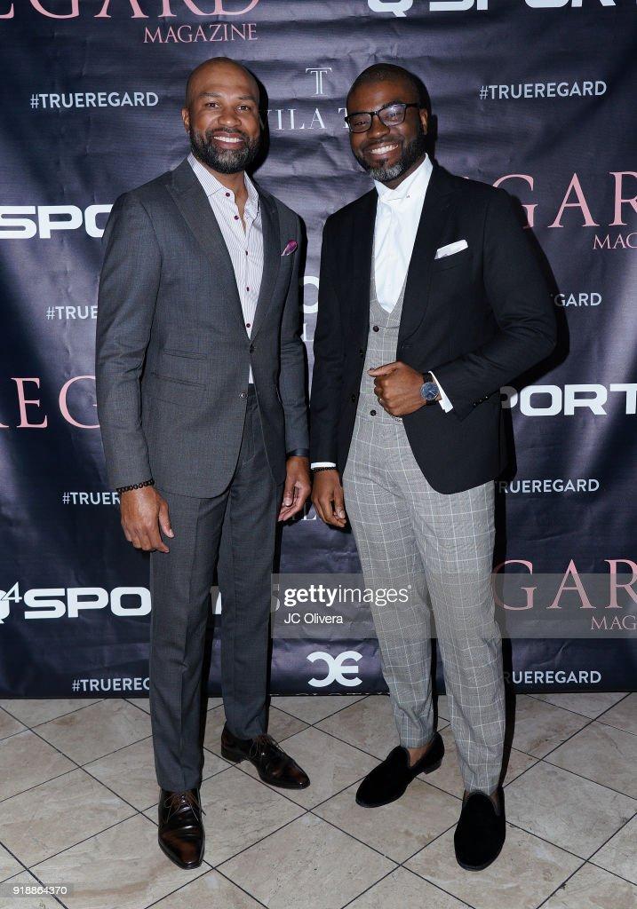Regard Magazine 2018 NBA All-Star Pre-Party Hosted By Derek Fisher : News Photo