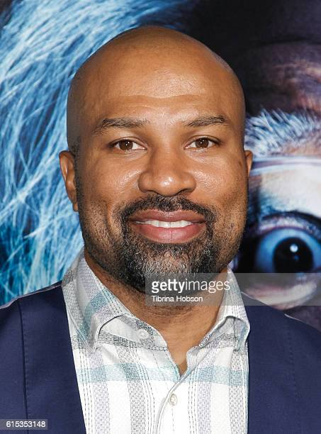 Derek Fisher attends the premiere of 'Boo A Madea Halloween' at ArcLight Cinemas Cinerama Dome on October 17 2016 in Hollywood California