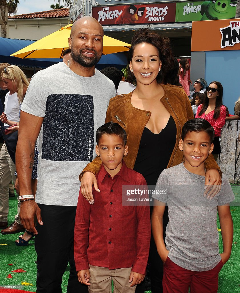 """Premiere Of Sony Pictures' """"Angry Birds"""" - Arrivals"""