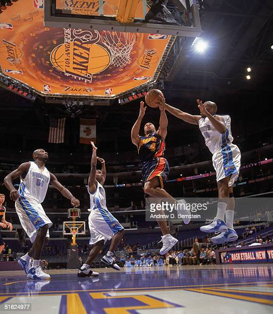 Denver Nuggets X Golden State Warriors: Arthur Johnson Stock Photos And Pictures