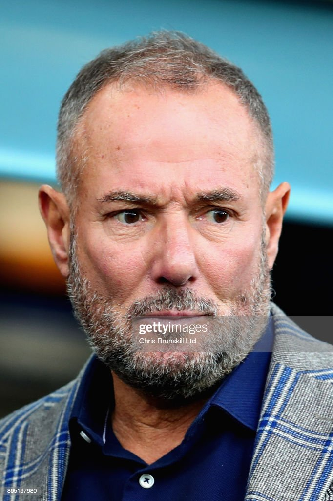 Derek Hatton Looks On From The Crowd During The Premier League Match News Photo Getty Images