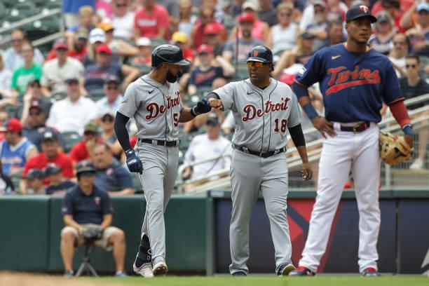 MN: Detroit Tigers v Minnesota Twins