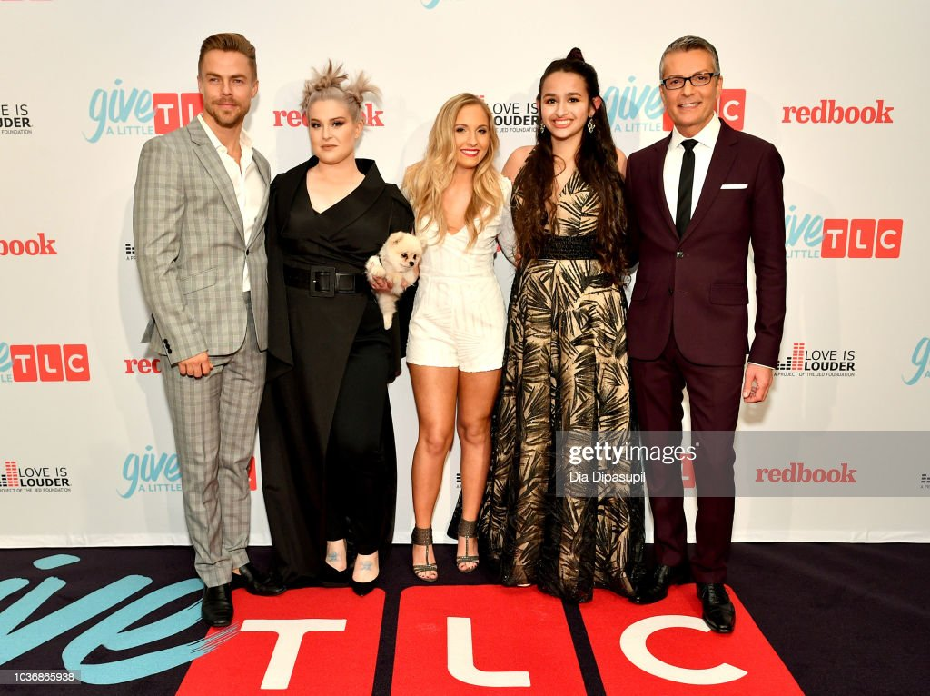 TLC Give A Little Awards 2018 : News Photo