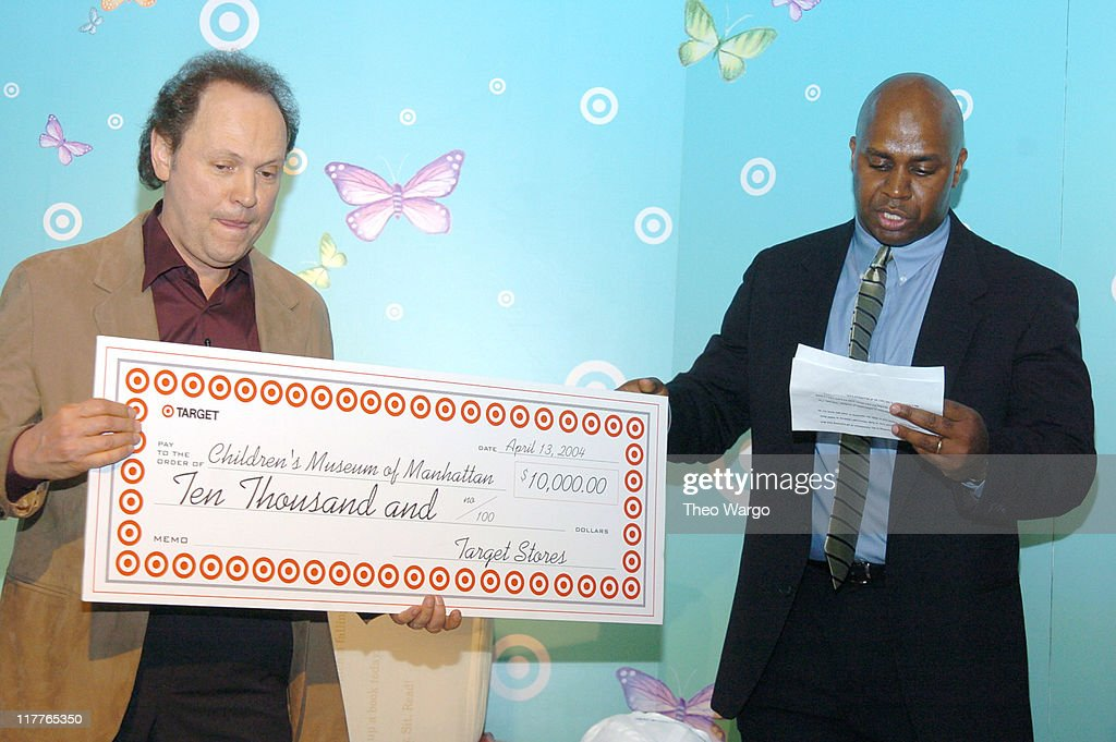 Storytime With Billy Crystal Target S Hosts Book Launch Party And Reading For Young