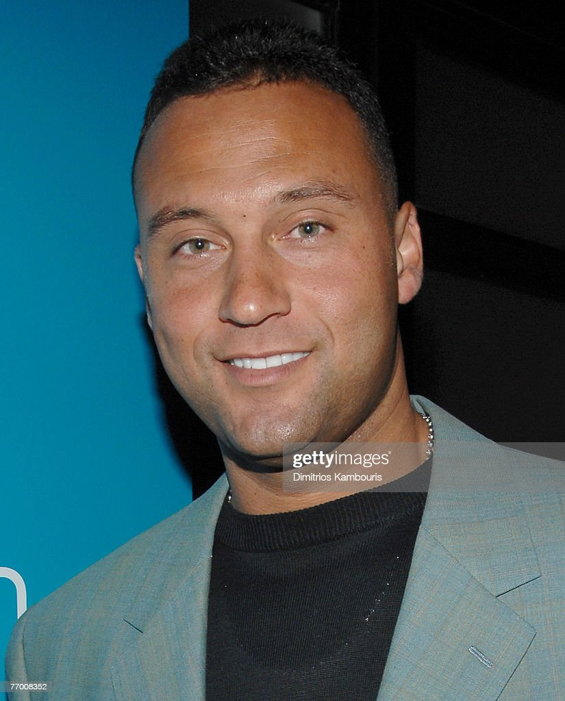 The Official Launch Party for Derek Jeter's DRIVEN, the Newest Fragrance for