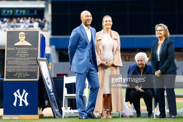 Derek Jeter Grandmother