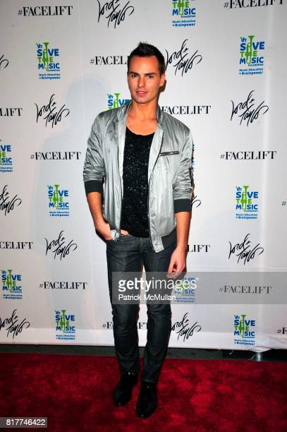 Derek Lloyd Saathoff attends LORD TAYLOR Ultimate Celebration to toast the completion of the Ultimate FaceLift at Lord Taylor NYC on October 26 2010...
