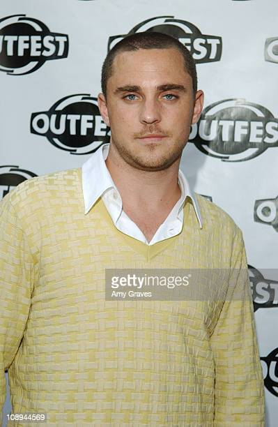 Derek Magyar during 2006 Outfest Film Festival Awards Night at John Anson Ford Amphitheatre in Hollywood, California, United States.