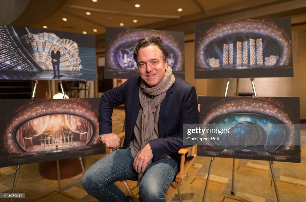 89th Annual Academy Awards - Derek McLane, Production Designer