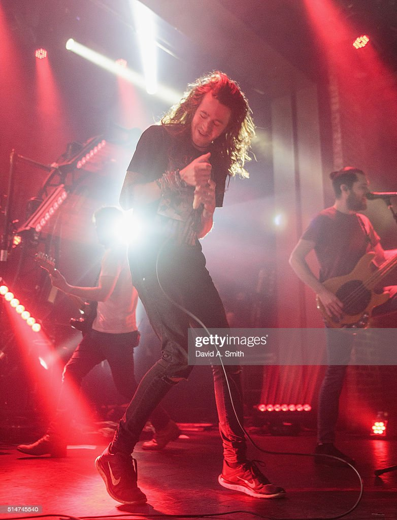 Mayday Parade The Maine In Concert Birmingham Al Photos And