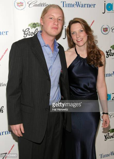 Derek Trucks and Susan Tedeschi during Jazz at Lincoln Center's 2007 Spring Gala at Frederick P Rose Hall in New York City New York