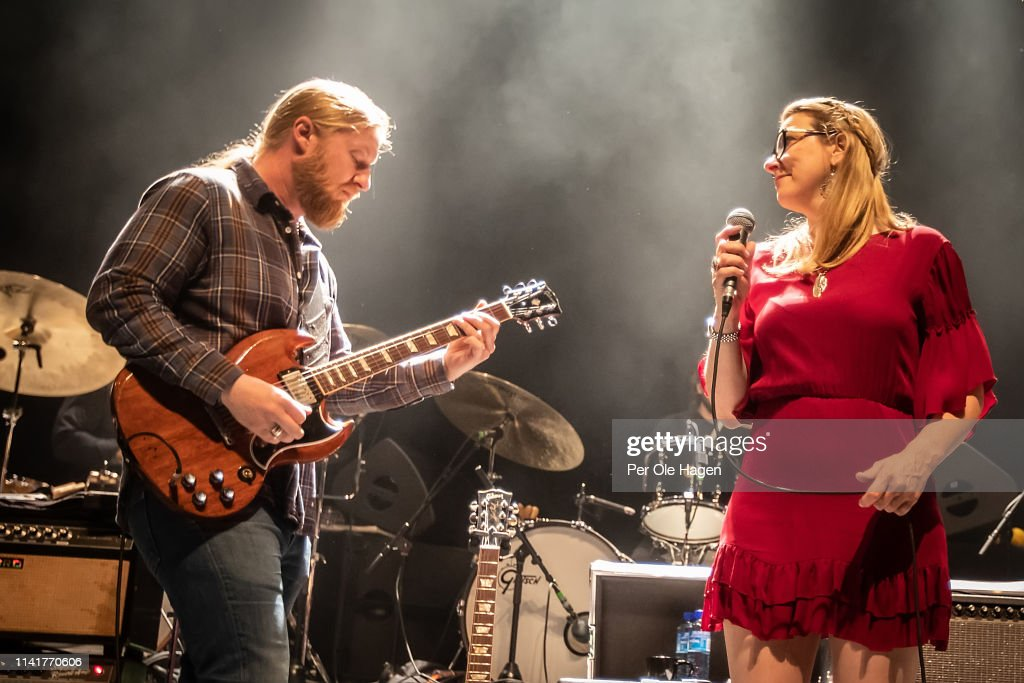 NOR: Tedeschi Trucks Band  Perform In Concert In Oslo
