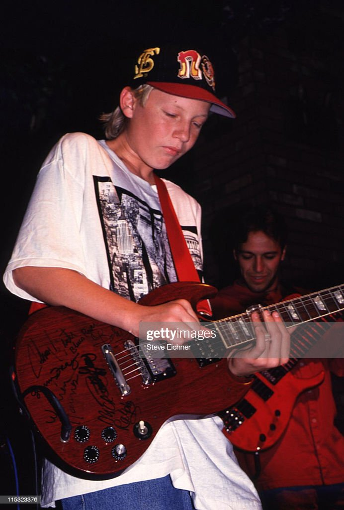 Derek Trucks in Concert at Wetlands - 1994