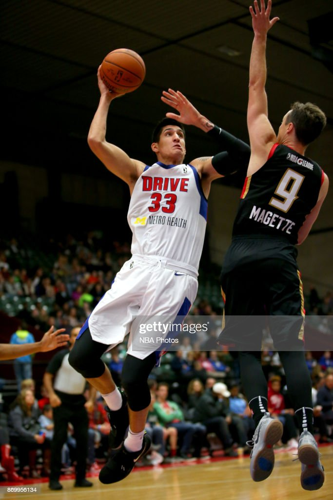 Erie BayHawks v Grand Rapids Drive