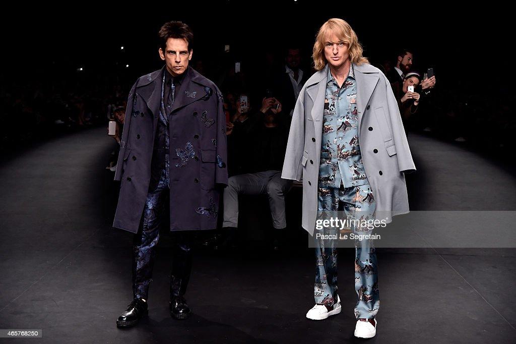 Zoolander 2 At The Paris Fashion Week : News Photo