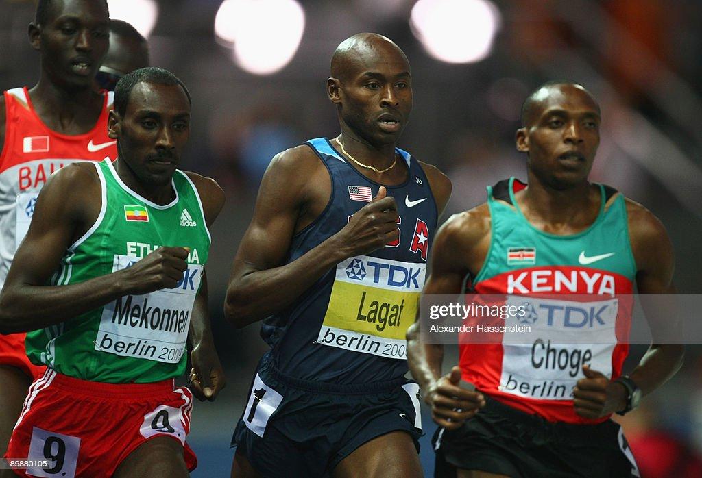12th IAAF World Athletics Championships - Day Five : News Photo
