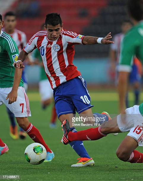 46 Mexico V Paraguay Group D Fifa U 20 World Cup Turkey 2013 Photos and  Premium High Res Pictures - Getty Images