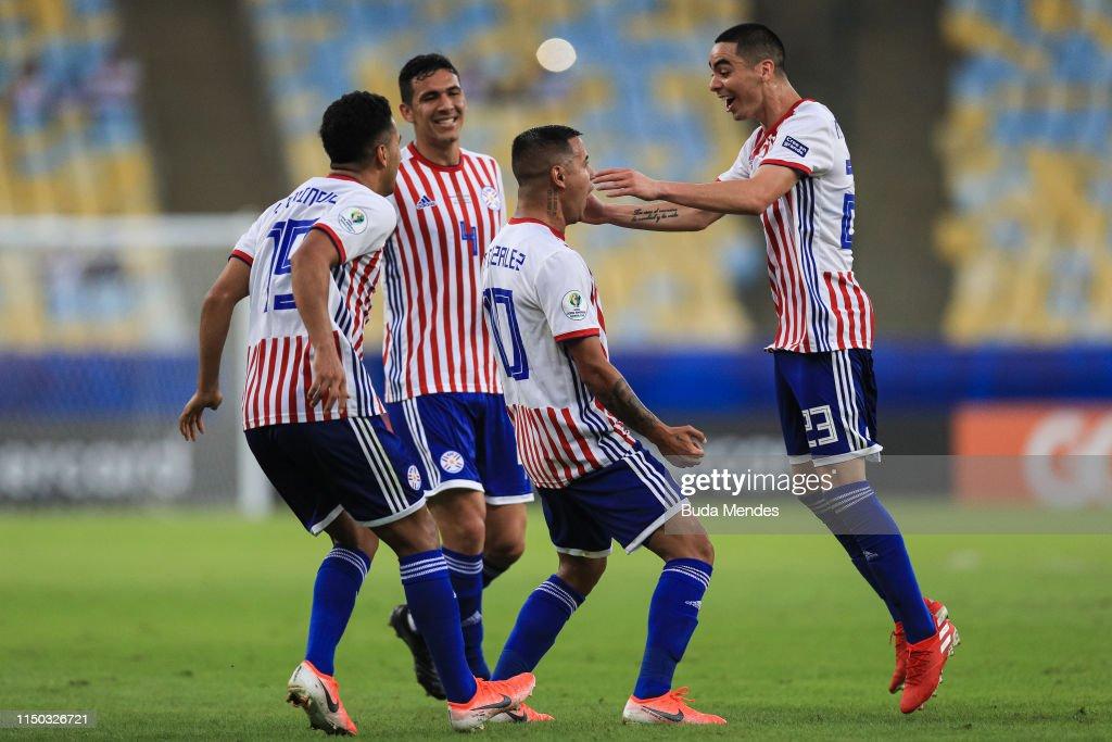 Paraguay v Qatar: Group B - Copa America Brazil 2019 : ニュース写真
