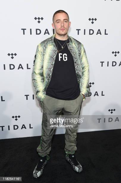 Dermot Kennedy attends the TIDAL's 5th Annual TIDAL X Benefit Concert TIDAL X Rock The Vote At Barclays Center at Barclays Center of Brooklyn on...