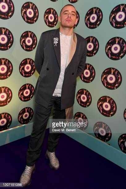 Dermot Kennedy attends the Universal Music BRIT Awards after-party 2020 hosted by Soho House & PATRÓN at The Ned on February 18, 2020 in London,...