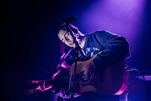 GBR: Dermot Kennedy Performs At Cardiff University