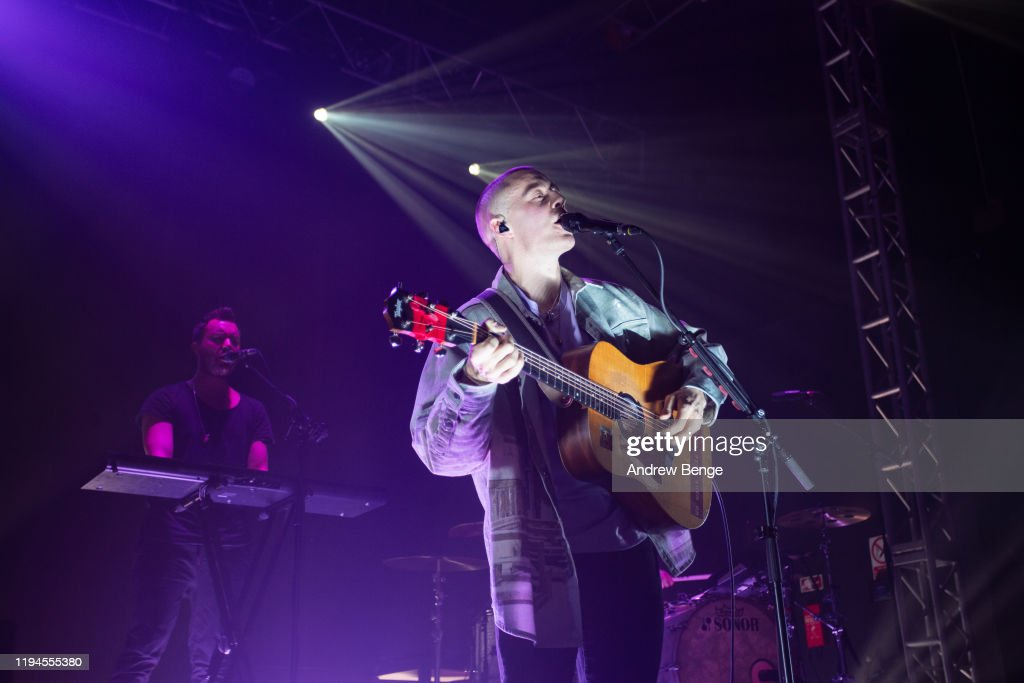 Dermot Kennedy Performs At O2 Academy, Leeds : Foto di attualità