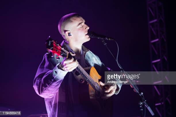 Dermot Kennedy performs at O2 Academy Leeds on December 17 2019 in Leeds England