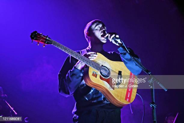Dermot Kennedy performs at Old Forester's Paristown Hall on March 10, 2020 in Louisville, Kentucky.