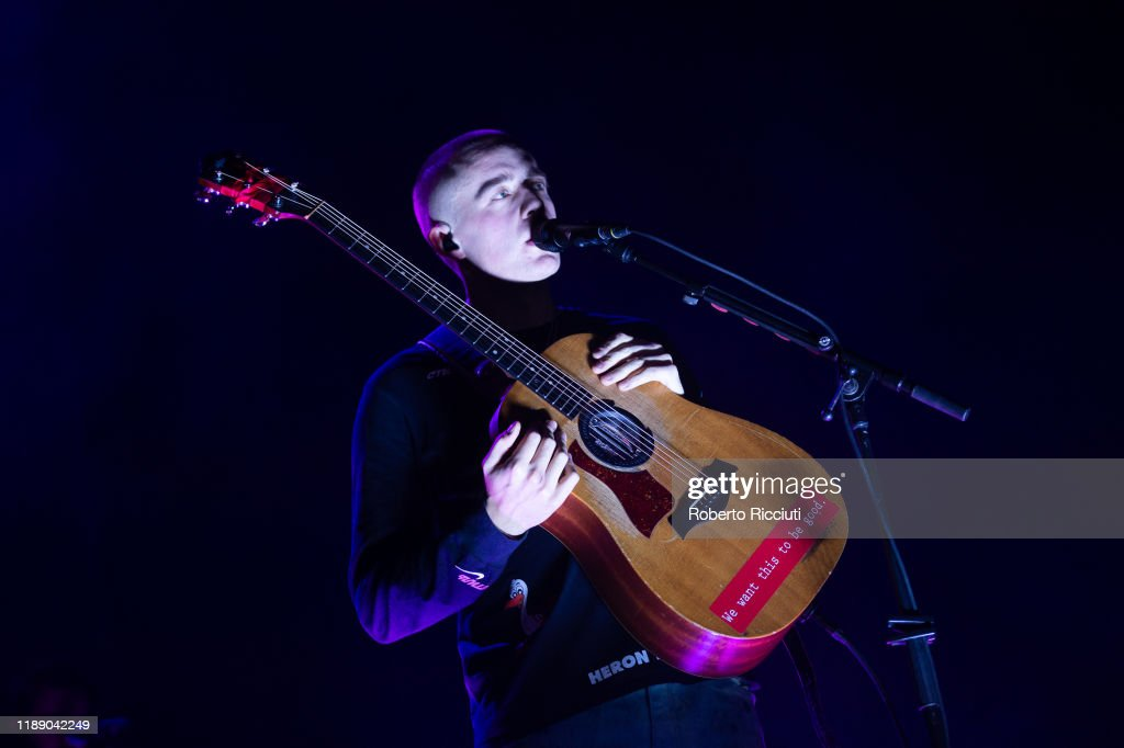 Dermot Kennedy Performs At Usher Hall, Edinburgh : News Photo